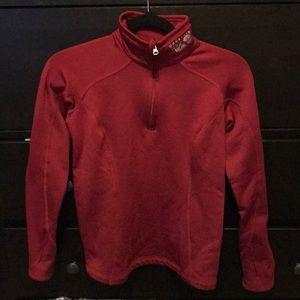 Women's Mountain Hardwear 3/4 Zip Fleece Pullover